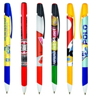 Bic Media Clic Grip Digital Ballpen - Full Colour Process